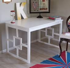Diy Easy Desk Easy Weekend Diy Project Make A Great Desk From A Plain Table