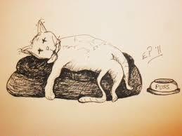 the dead cat parable electric plum