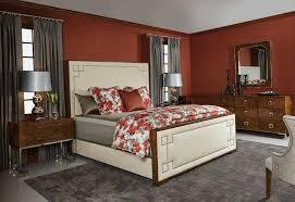 soho luxe bedroom bernhardt