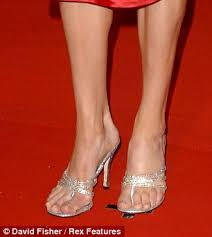 Comfortable High Heels For Bunions Paula Radcliffe After Training I Couldn U0027t Even Walk Let Alone