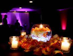 modern table decorations for christmas decorating of party wedding