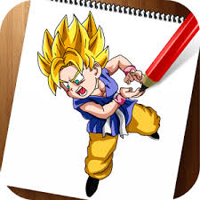 download learn draw dragon ball pc learn draw dragon
