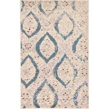 Shop For Area Rugs Look At This Zulilyfind Blue U0026 Red Distressed Medallion Rug