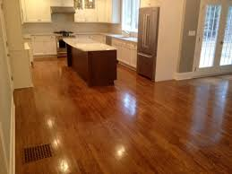 2 1 4 select white oak stained flooring picture post