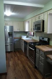 pictures of chalk painted kitchen cabinets home design ideas