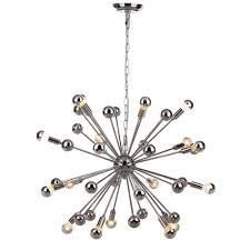 Sputnik Ceiling Light 20 Light Starburst Sputnik Pendant Light Pier 1 Imports
