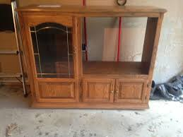 solid wood entertainment cabinet they started with an old solid wood entertainment center how to