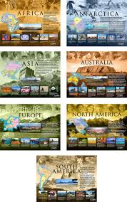 Seven Continents Map Best 25 Continents Ideas On Pinterest Continents Activities