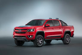 chevy concept truck colorado z71 trail boss 3 0 concept shows off road style