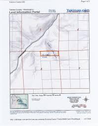 Washington County Gis Map by 40 Acres In Yakima County Washington