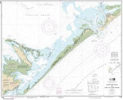 Intracoastal Waterway Map Legacy Of Light