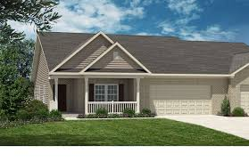 Cottage Homes Indianapolis Barrymoor At Epler Trace Westport Homes
