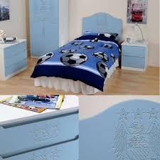 manchester city children u0027s bedroom furniture set