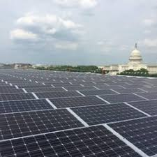 Alexandria Light And Power Supergreen Solutions Alexandria Solar Installation 8409 Dorsey