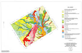 Ferris State University Campus Map by General Soil Map Mclennan County Texas Side 1 Of 1 The