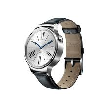 amazon black friday smart watches amazon com huawei watch stainless steel with black suture leather