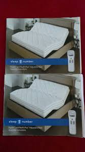 Sleep Number Adjustable Bed Instructions King Size Sleep Number Adjustable Base System In Littleton Letgo