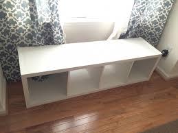 ikea kallax bench outstanding storage bench seat ikea the adorable mess diy ikea