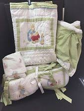 rabbit crib bedding rabbit nursery bedding ebay