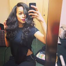 black friday hair weave sales deep side part with some deep curls gorgeous hair extensions