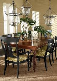 Ethan Allen Tables Ethan Allen Dining Table Chairs Used Room Hutch Round Set