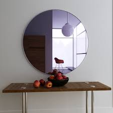 Frameless Bathroom Mirror Simple Way For The Frame Less Wall Mirror U2014 Home Design Blog