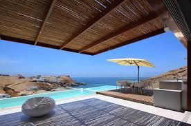 beach house e 3 by vertice arquitectos swimming pools