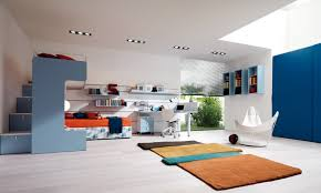 Bright Color Theme For Teens Room Decorating Ideas By Zalf Kids - Youth bedroom furniture ideas