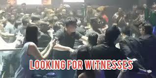 Seeking Hell Envy Club Seeking Witnesses After All Hell Breaks In