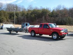 towing with ford ranger your boat or ranger towing a boat ranger forums the