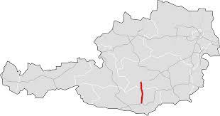 Map Austria File Map Austria Klagenfurter Schnellstraße Png Wikimedia Commons