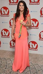 Amazon Lace Covered Bunny Ears Celebrity Style Brooke Vincent U0027set U0027m Celeb Spin Show U0027