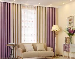 chambre violet et beige paire de rideaux bicolore violet et beige le marché du rideau