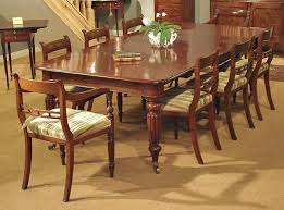 Antique Mahogany Dining Room Set by Antique Dining Tables U2013 Thejots Net