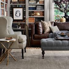 Living Room Chair And Ottoman by Best 25 Ottoman Sofa Ideas On Pinterest Apartment Sofa