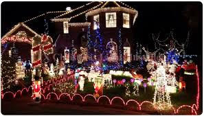 Rochester Michigan Christmas Lights by Christmas Christmas Light Hanging Service La Services Rochester