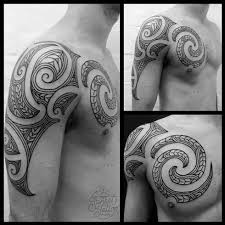 tristan traditional maori tattoos sunsettattoo blackwork