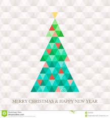 christmas tree hexagon pattern royalty free stock image image