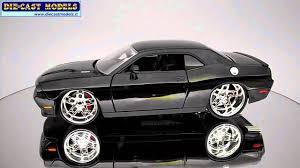 Dodge Challenger 2008 - dodge challenger srt8 2008 1 24 jada toys youtube