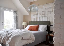 Bedroom Ideas With Gray Headboard Bedroom Rectangle Upholstered Headboards In Solid Gray With Gray