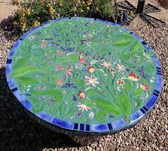97 best garden mosaic images on pinterest pebble mosaic