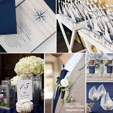 nautical weddings nautical wedding theme in navy blue bisque things festive