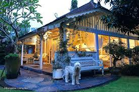 Balinese Style Bungalow In Kuala by Bungalow Living In Bali Tropical Homeware And Coffee Shop In Canggu
