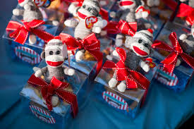 Sock Monkey Favors by Mylifeasagrownup The Best Part About Growing Up Is Figuring Out