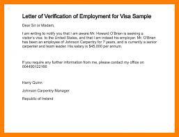 Employer Certification Letter Sle 100 Authorization Letter Sle Visa 100 Visa Letter