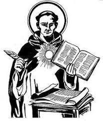 saint thomas aquinas coloring mystery history 2