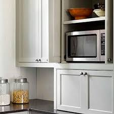 Kitchen Cabinet Plywood Kitchen Cabinet Appliance Garage Wooden Stained Kitchen Cabinet