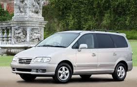 mitsubishi minicab 2016 hyundai trajet 2000 2007 carzone used car buying guides