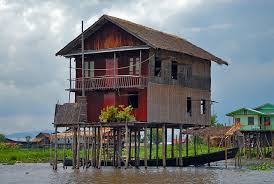 ipernity simple house on the waterway by wolfgang