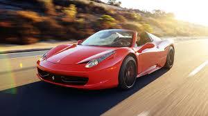 Ferrari 458 Upgrades - hennessey builds 738bhp ferrari 458